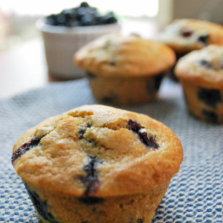 Lemon Blueberry Muffins & Must Try Blueberry Recipes
