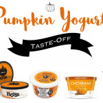 Pumpkin Yogurt Taste-Off
