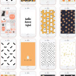 16 Festive iPhone Wallpaper Designs for Halloween