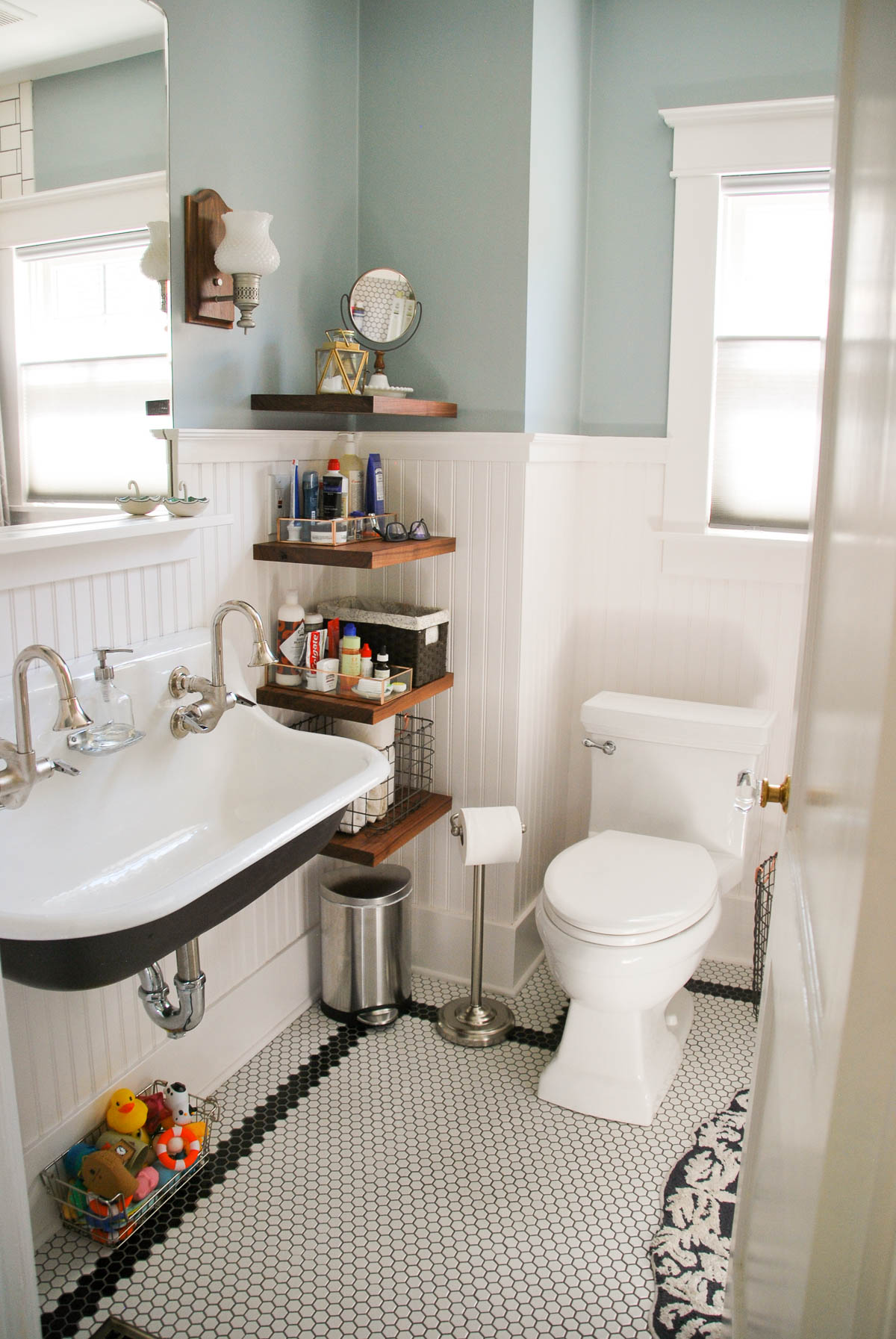 Bathroom Renovation Before And After Shellymade